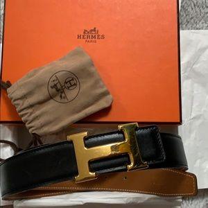 HERMES  Paris  💯 Authentic belt.